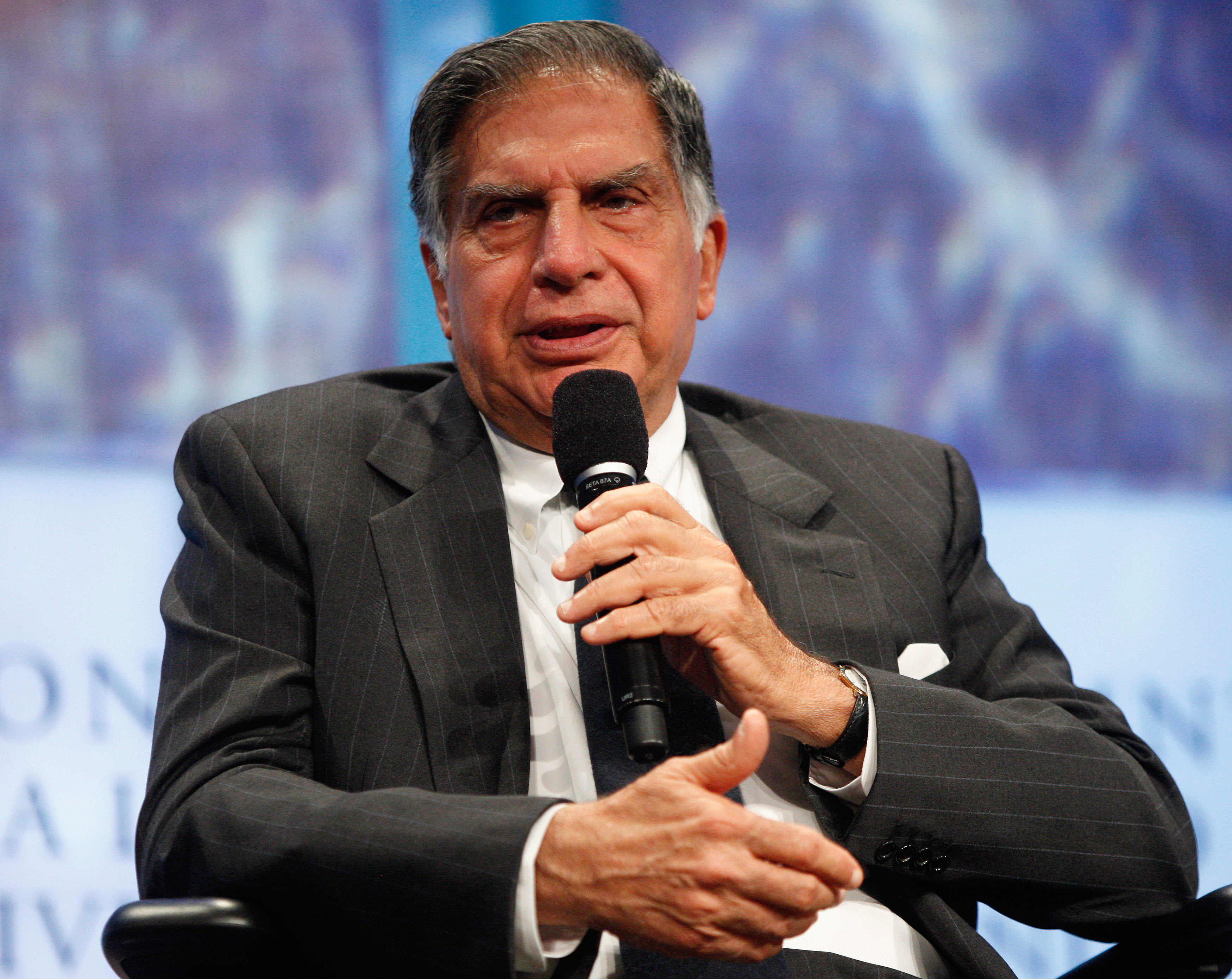 Tata Sons issues preference shares worth $7M to Ratan Tata, others