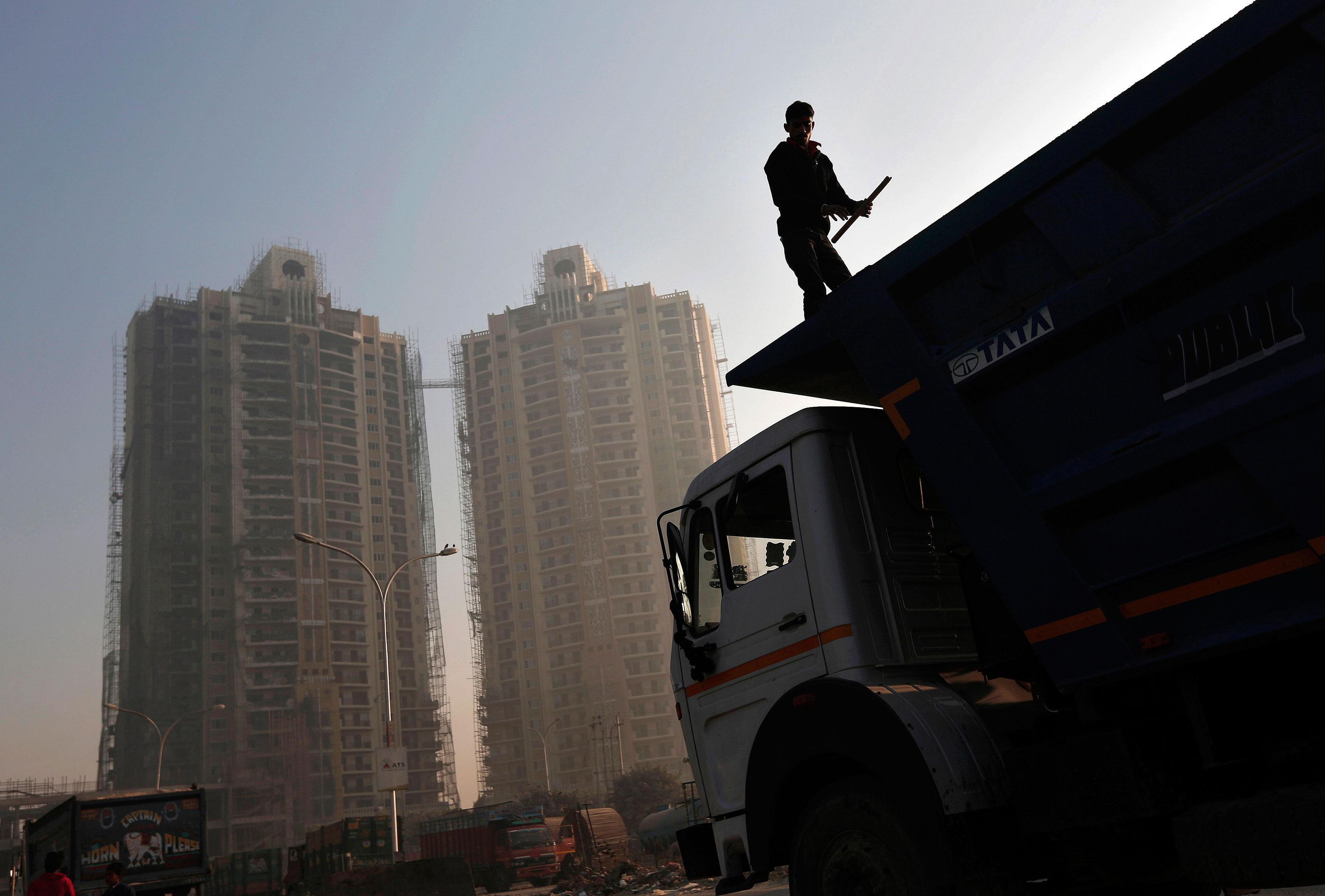Survivor: the Indian digital real-estate version
