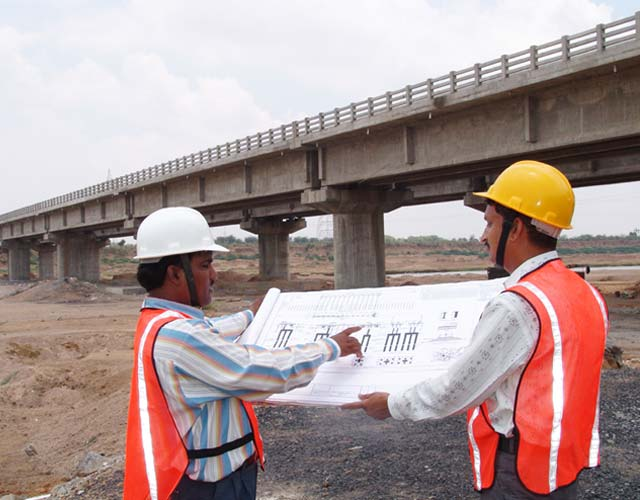 Sadbhav Infra makes positive market debut