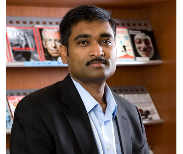 Intel Capital's Kuppam floats tech VC firm