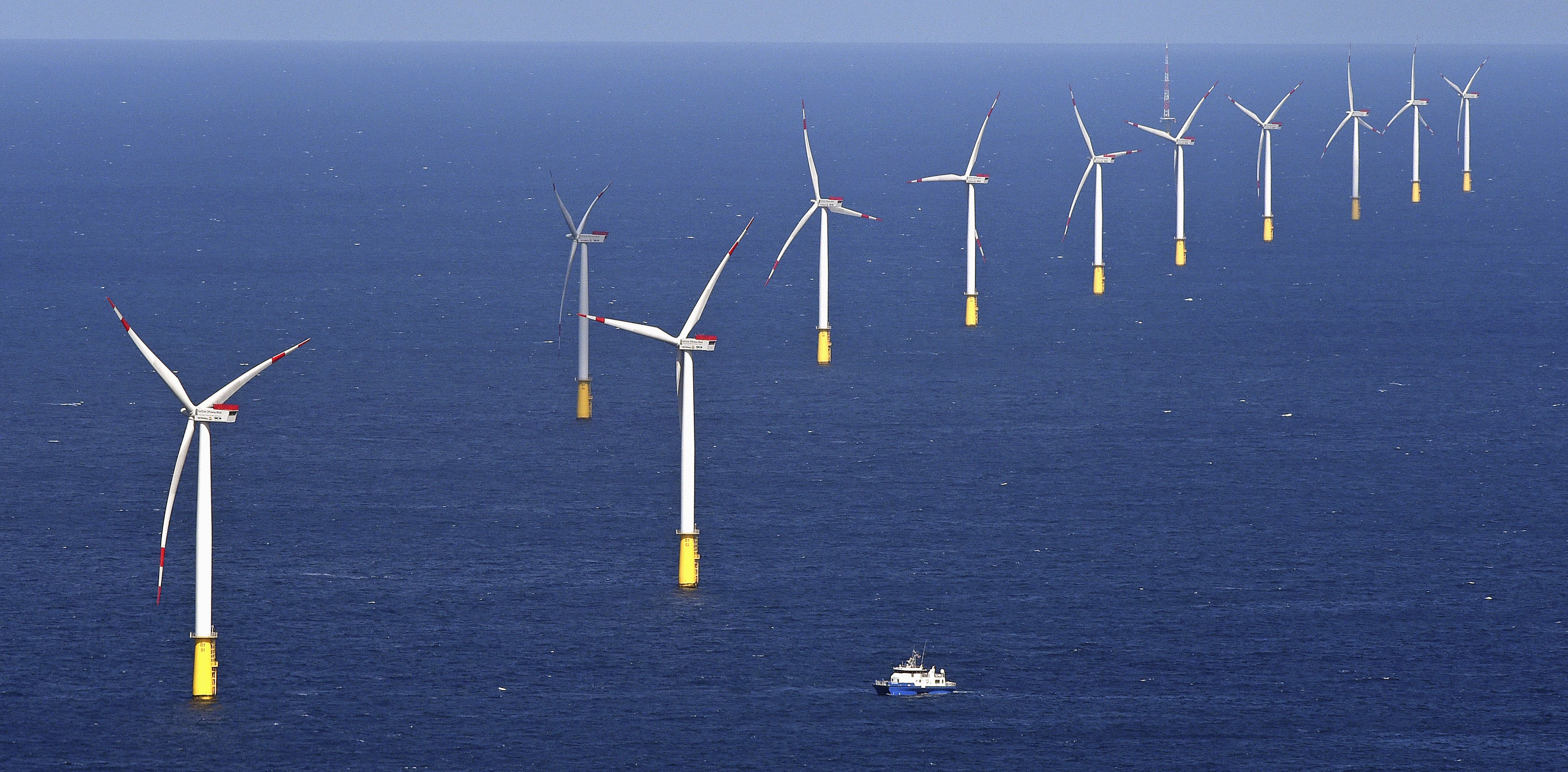 Govt okays policy on offshore wind energy