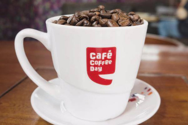 Cafe Coffee Day's IPO oversubscribed 80%