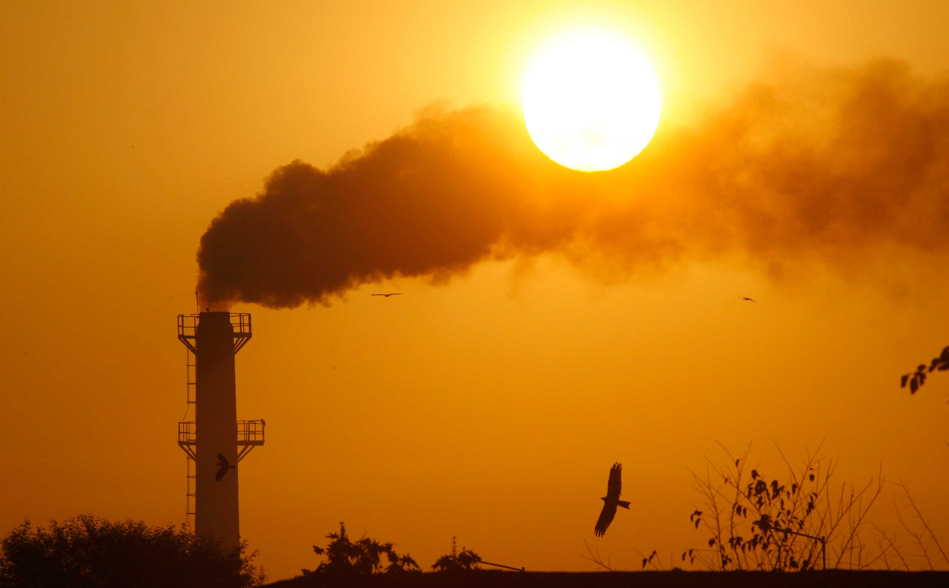 India commits 33-35% cut in carbon intensity by 2030