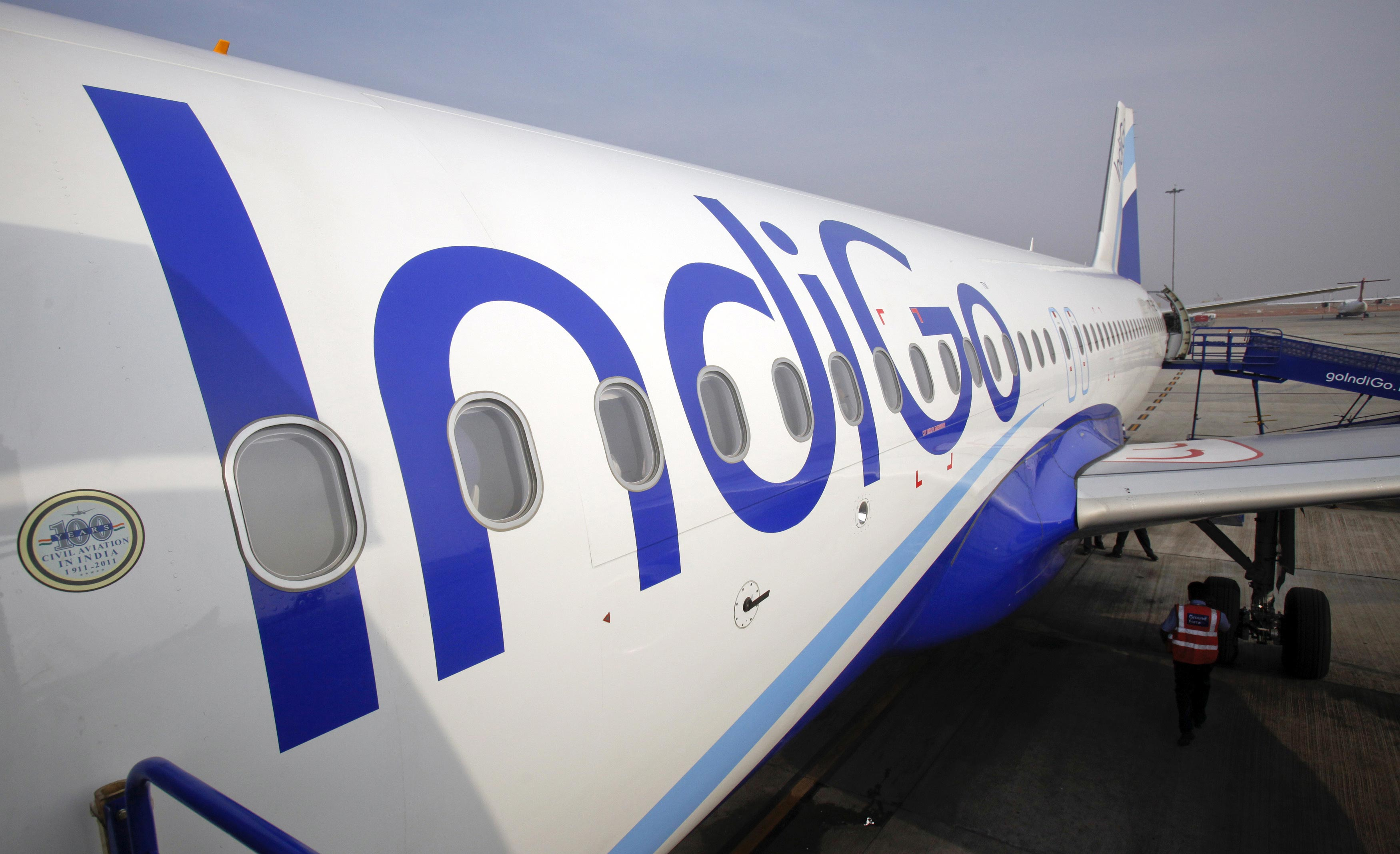 IndiGo IPO oversubscribed 55% on day 2