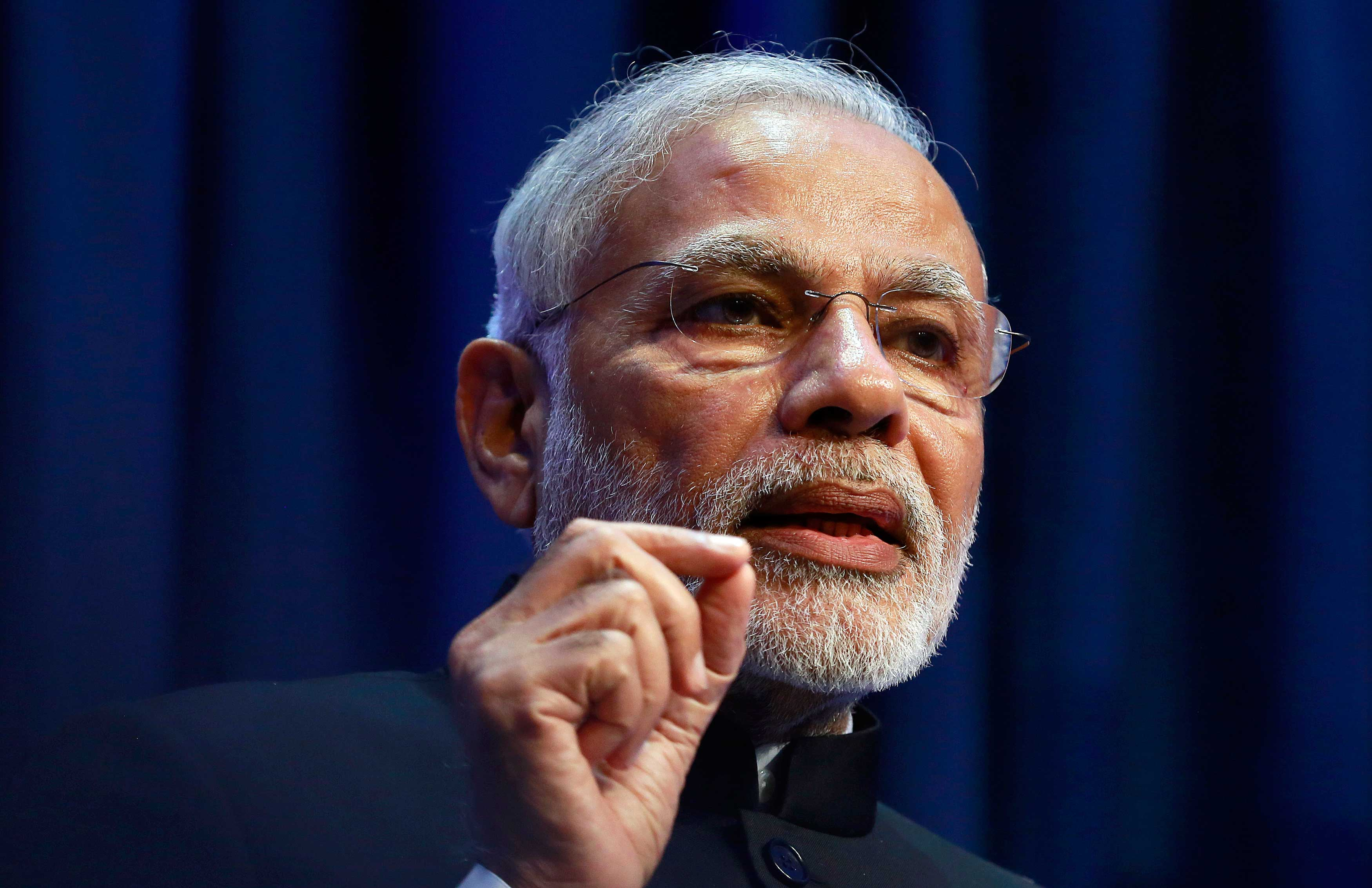Governance reform is top priority: Modi to top CEOs