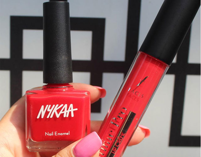 Beauty products e-tailer Nykaa raises $9M from TVS Capital, others
