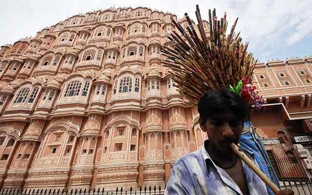 Software to stone art come together as the Pink City lures startups
