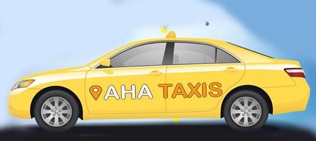 Inter-city taxi aggregator AHA raises angel funding
