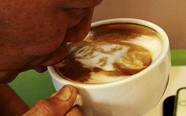 Cafe Coffee Day shares sink on market debut