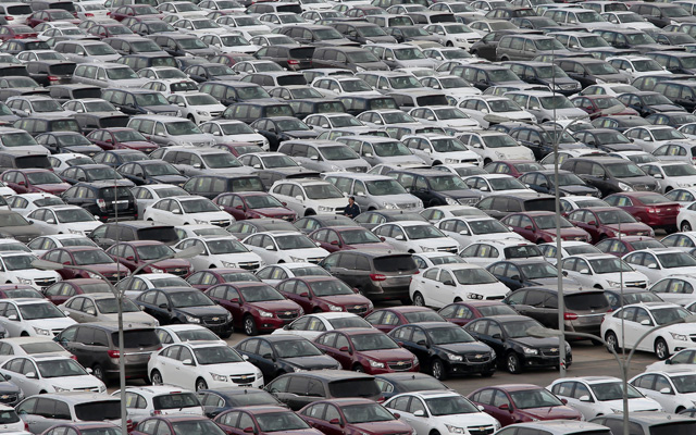 October car sales jump 22% on festive season