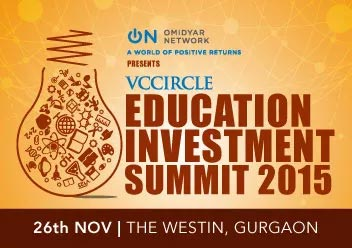 Find out how to scale up vocational education @ VCCircle Education Investment Summit 2015