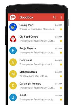 Goodbox gets $2.5M from Nexus for chat-based commerce play