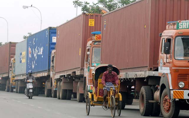 Exports fall for 11th consecutive month in October