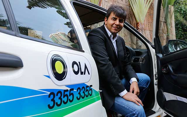 Ola raises $500M from Baillie Gifford, Didi Kuaidi and others