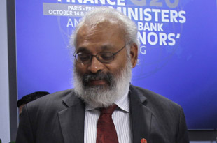 Subir Gokarn appointed IMF executive director