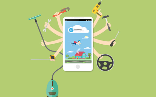 Hyperlocal home services player Taskbob buys Zepper