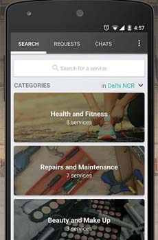 Local services marketplace UrbanClap raises $25M from Bessemer, others