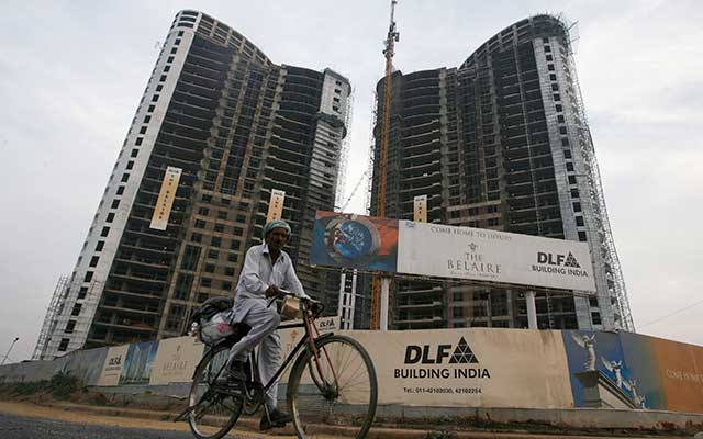 Large investor group to pick stake in DLF's rental arm