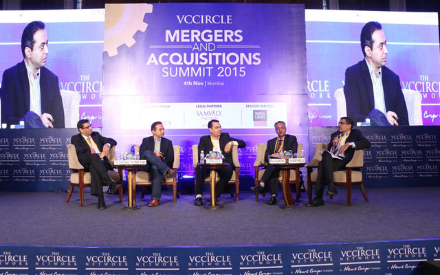 Outbound deals will drive mergers and acquisitions: panellists at VCCircle M&A Summit