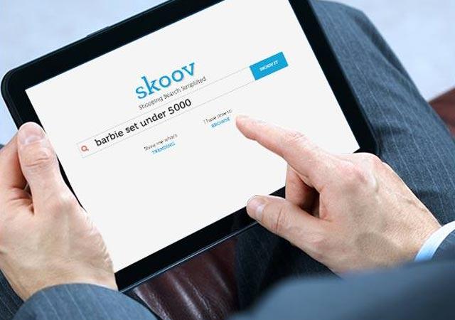 Ecommerce search engine Skoov raises $150K