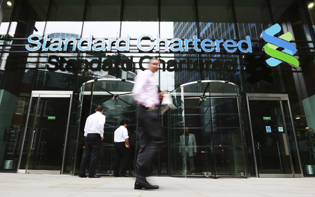 StanChart to cut 15,000 jobs, raise $5.1B