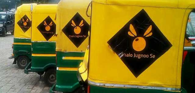 Jugnoo gets $3M in Series B funding from Paytm, others