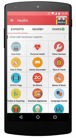 ShopClues invests in chat app HeyBiz