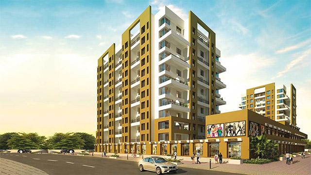 Kolte-Patil Developers raises $18M from JP Morgan for Mumbai project