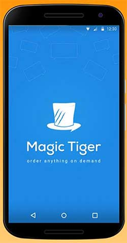 MagicTiger acquires on-demand delivery app Instano