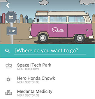 Shuttl raises $20M from Lightspeed, Sequoia and Times Internet