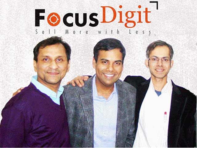 Focus Digit gets angel funding from Turning Ideas