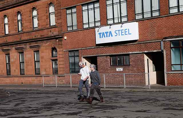 Greybull Capital may buy Tata Steel's European long products unit