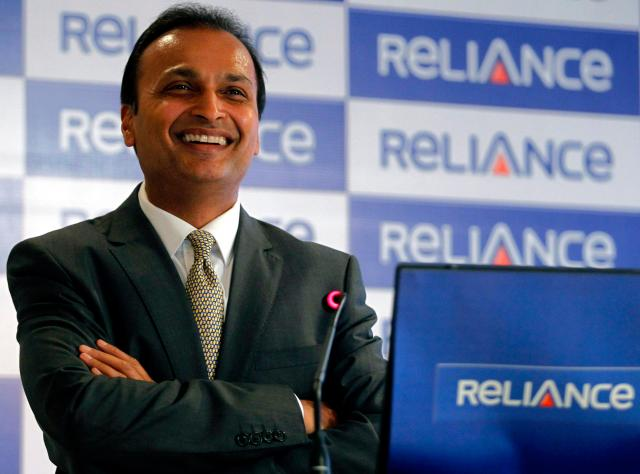 Reliance Entertainment invests in new media JV with Spielberg