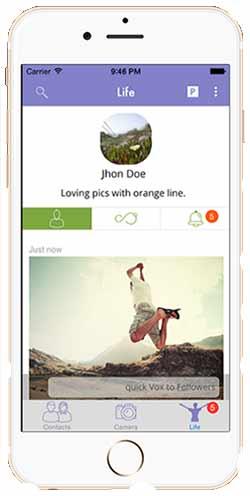 Social networking app VoxWeb raises $350K