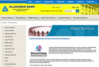 Allahabad Bank to sell stake in insurance JV
