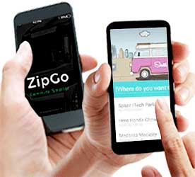 Shuttl, ZipGo get funds as bus pooling apps catch investors' fancy