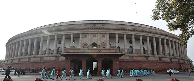 GST bill remains stuck as parliament session ends