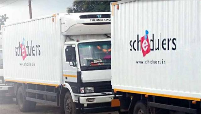 Schedulers Logistics in advanced talks to raise funds