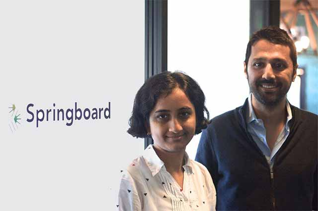 Edu-tech startup Springboard raises $1.7M in seed funding