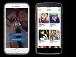 Matchmaking app Aisle raises $183K in pre-Series A round