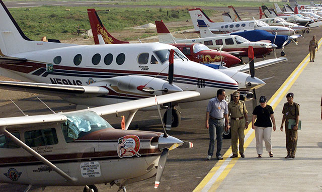 India's domestic air passenger traffic up 25% in November