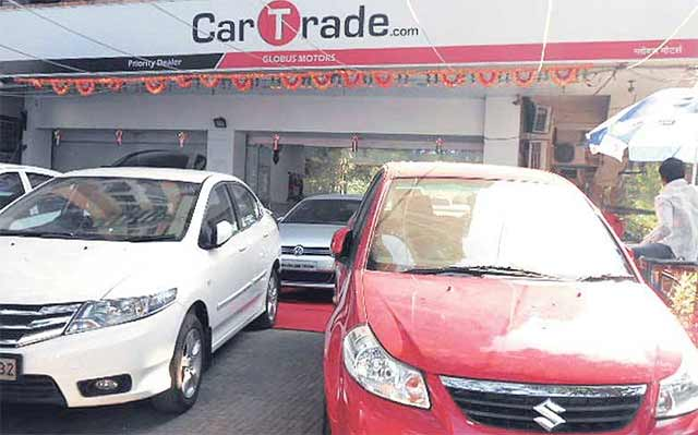 CarTrade raises $145M from Temasek, others