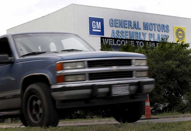 GM to invest $500M in ride-sharing firm Lyft