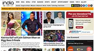 Zee to induct strategic partner for India.com