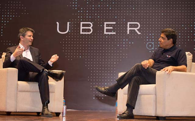 Feel small and do jugaad, Uber CEO's success mantras for startups