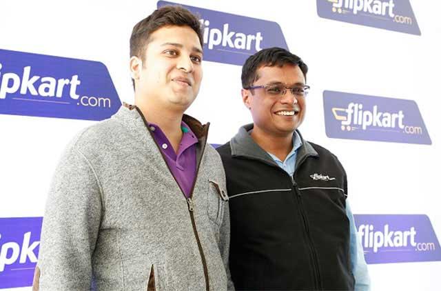 Flipkart names Sachin Bansal executive chairman, Binny Bansal CEO