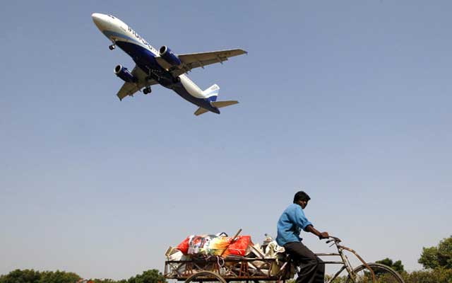 India's domestic air passenger traffic growth hits five-year high