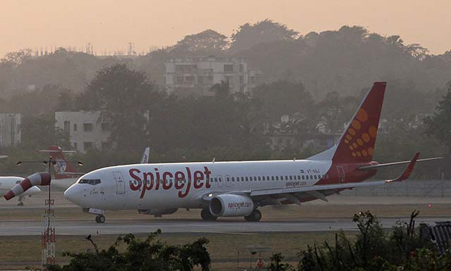 SpiceJet posts record profit in Q3; IndiGo shares tank on plane supply delay