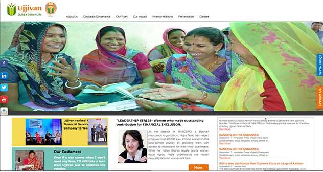 Ujjivan files papers for IPO