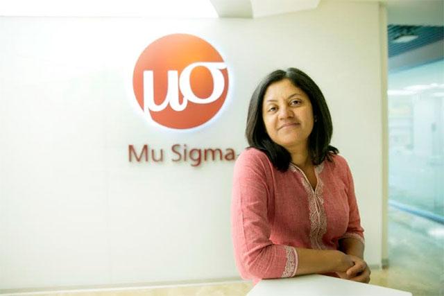 Mu Sigma names Ambiga Dhiraj new CEO